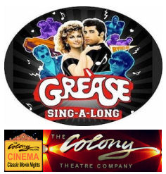 Grease Sing-a-Long at the Colony
