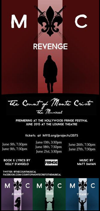 Count of Monte Cristo: The Musical (HFF)