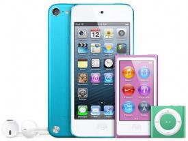 2015 iPods