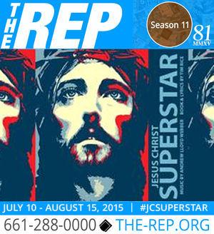 Jesus Christ Superstar (Rep East)