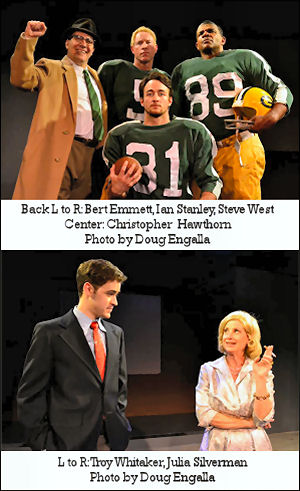 Lombardi Cast Photos (provided by Nora Feldman