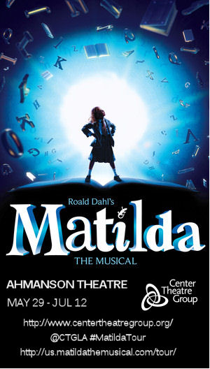 Matilda the Musical (Ahmanson)