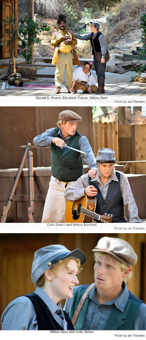 As You Like It (Theatricum - Cast Photos)