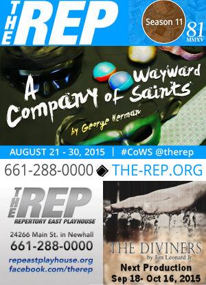 A Company of Wayward Saints (REP East)