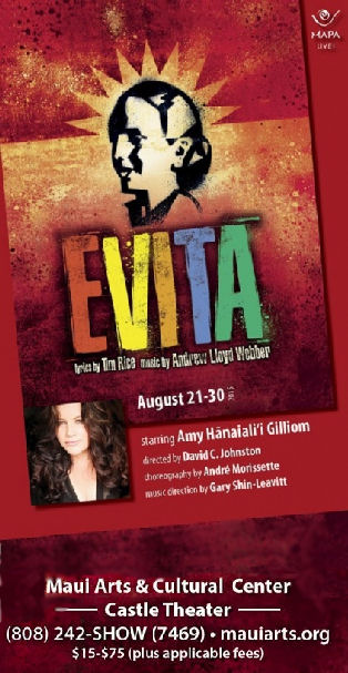 Evita (Maui Arts and Cultural Center)