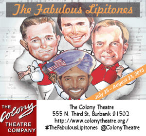 The Fabulous Lipitones (Colony Theatre)