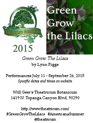 Green Grow The Lilacs (Theatricum Botanicum)