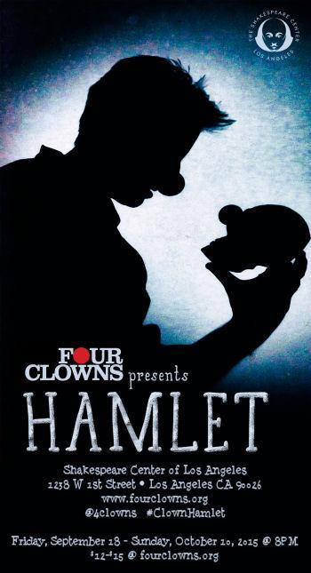 Hamlet (4 Clowns)