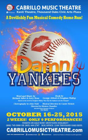 Damn Yankees (Cabrillo)