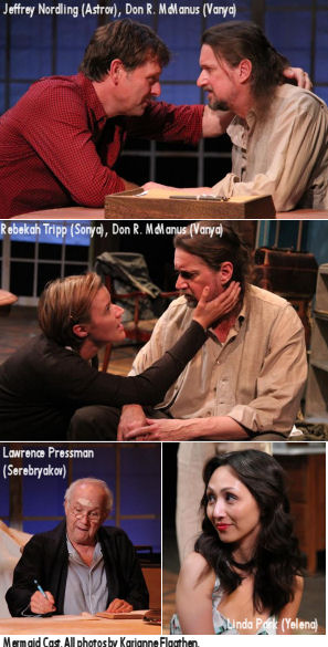 Uncle Vanya Production Photos (Mermaid Cast, Ph. by Karianne Flaathen)