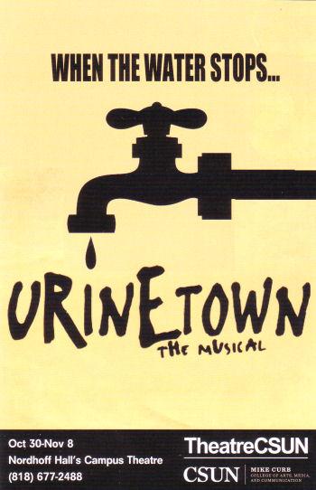 Urinetown (CSUN)