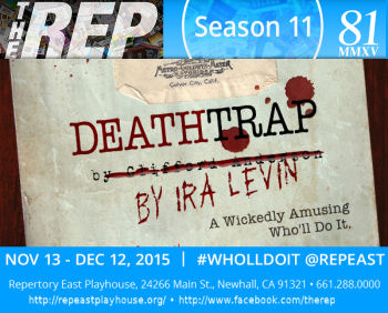 Deathtrap (Repertory East)