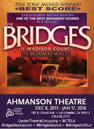 The Bridges of Madison County (Ahmanson)
