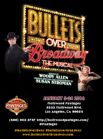 Bullets over Broadway (Pantages)