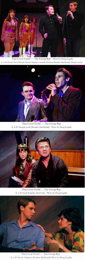 That Lovin' Feelin' (Publicity Photos)