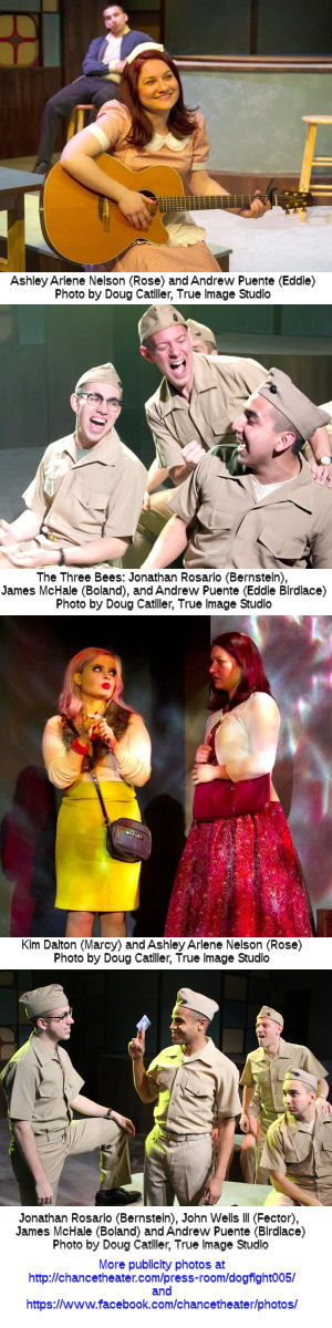 Dogfight (Publicity Photos)