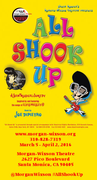 All Shook Up (Morgan-Wixson)
