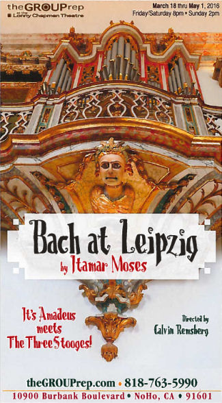 Bach at Leipzig (Group Rep)