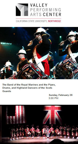 Royal Marines and Scots Guards (VPAC)