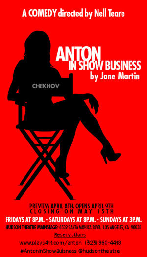 Anton in Show Business (Hudson Mainstage)