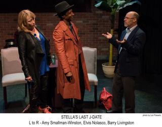 Cast of Stella's Last J-Date