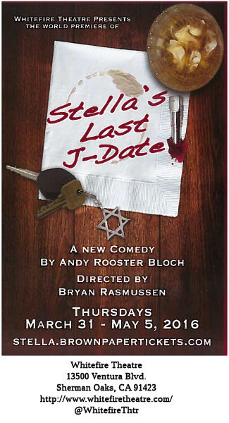 Stella's Last J-Date (Whitefire)