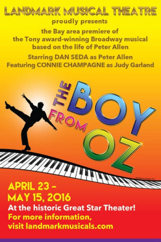 The Boy from Oz (Landmark Musicals)