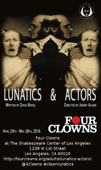 Lunatics & Actors (4 Clowns)