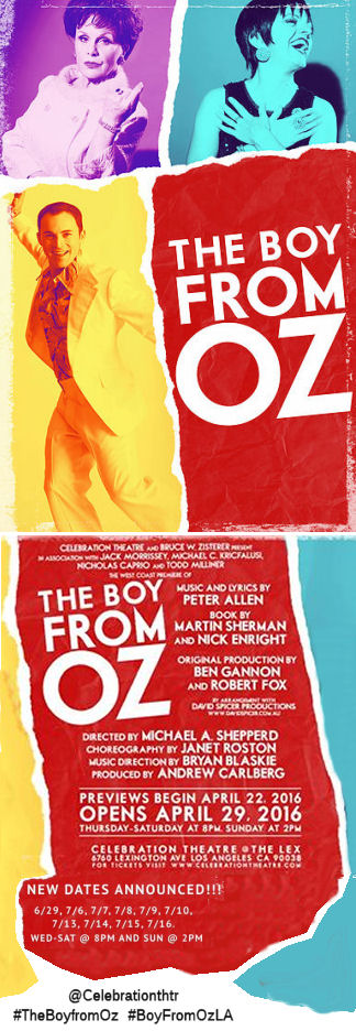 The Boy from Oz (Celebration Theatre)