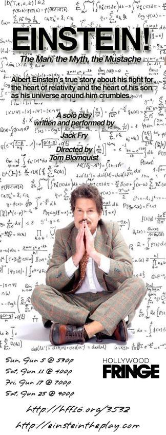 Einstein (Hollywood Fringe)