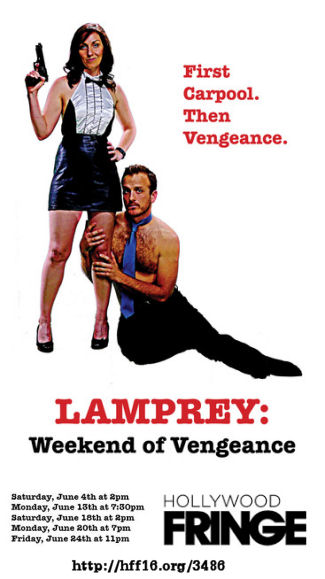 Lamprey: Weekend of Vengence (HFF16)
