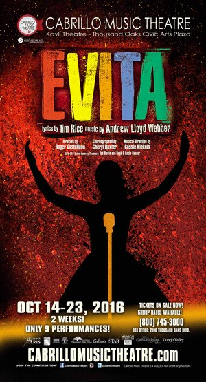 Evita (Cabrillo Music Theatre)