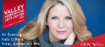An Evening with Kelli O'Hara (VPAC)