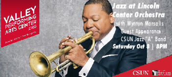 Jazz at Lincoln Center Orchestra with Wynton Marsalis (VPAC)