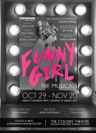 Funny Girl (Conundrum at The Colony)