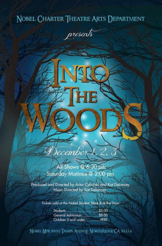 Into the Woods (Nobel Charter Middle School)