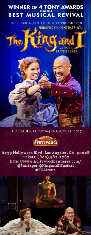 The King and I (Pantages)