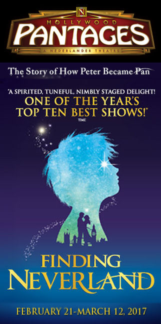 Finding Neverland (Hollywood Pantages)