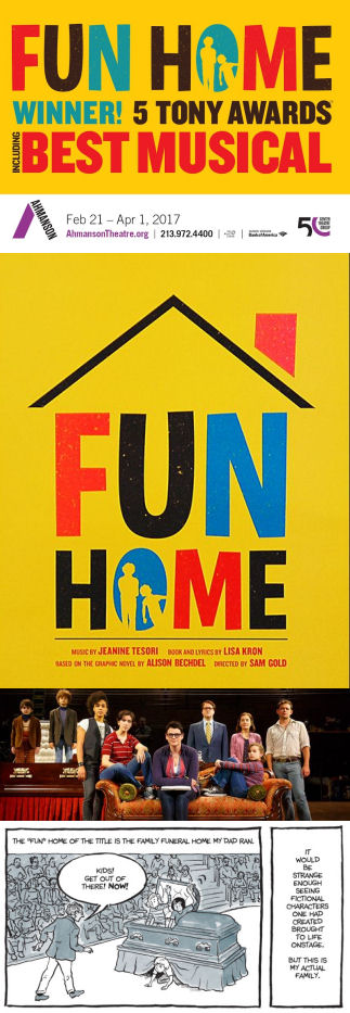 Fun Home (Ahmanson)