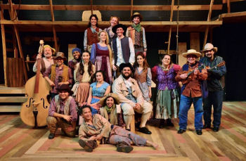Robber Bridegroom Cast and Musicians (LAVC)