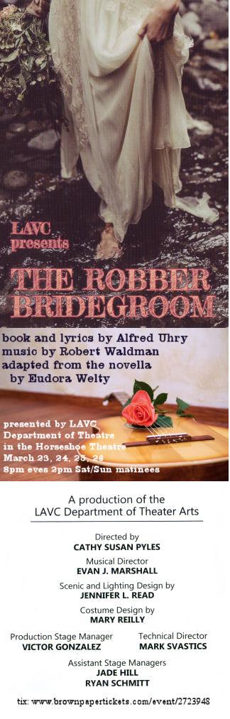 The Robber Bridegroom (LAVC)