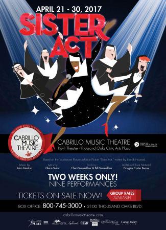 Sister Act (Cabrillo Music Theatre)