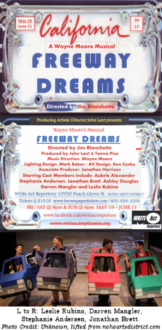 Freeway Dreams (Write Act Rep)