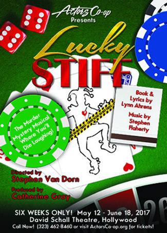 Lucky Stiff (Actors Co-Op)