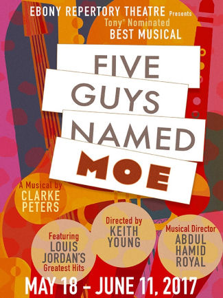Five Guys Name Moe (Ebony Rep)