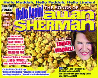 Hello Again, The Songs of Allan Sherman (HFF17)