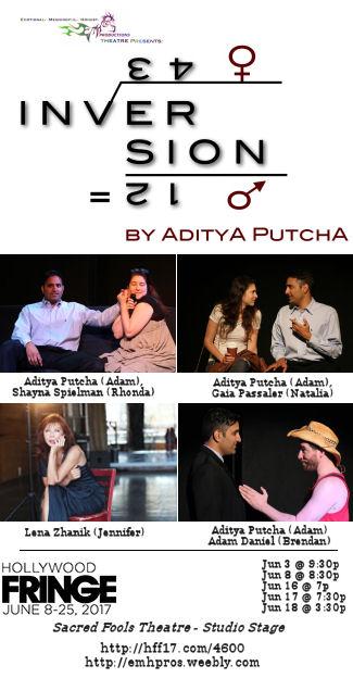Inversion by Aditya Putcha (HFF17)