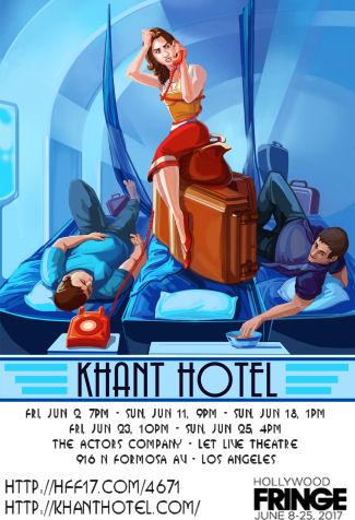 Khant Hotel (HFF17)