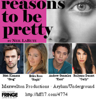 Reasons to be Pretty (HFF17)