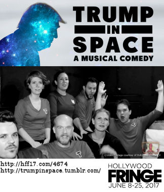 Trump in Space (HFF17)
